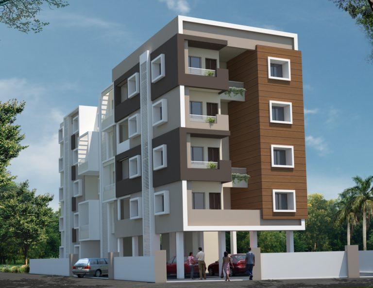 Morya Apartment